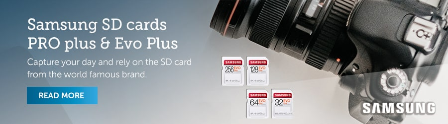 BE Samsung Storage full size SD cards