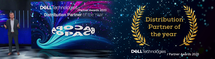 BE Dell Partner Awards