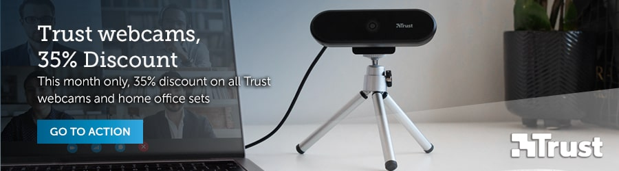 BE Trust webcams