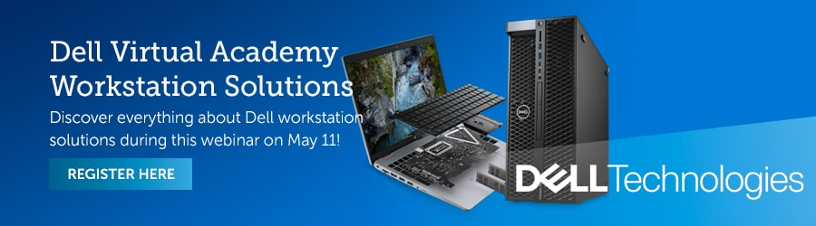 BE Dell workstation solutions
