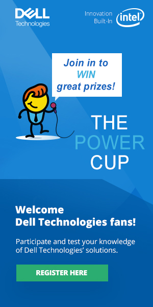 Dell Power Cup Side
