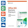 Microsoft Office 365 Business Premium 1 license(s) 1 year(s) English product photo
