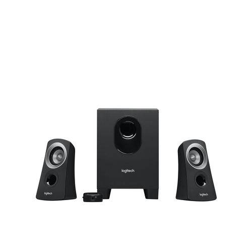 Logitech Z313 speaker set 2.1 channels 25 W Black product photo