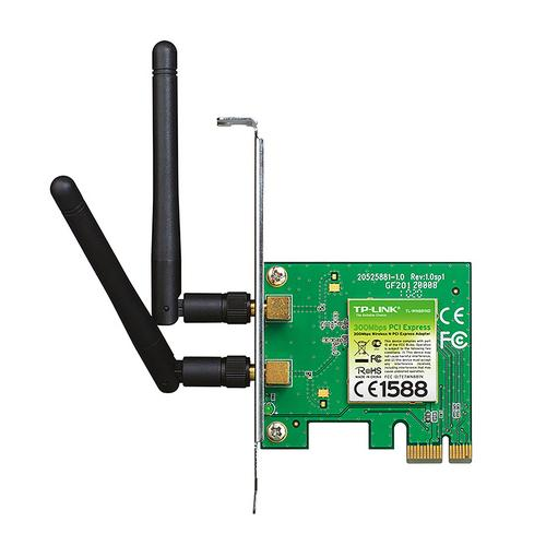 TP-LINK TL-WN881ND networking card WLAN 300 Mbit/s Internal product photo
