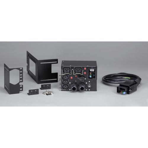 Eaton HotSwap MBP 6000i power distribution unit (PDU) Black product photo