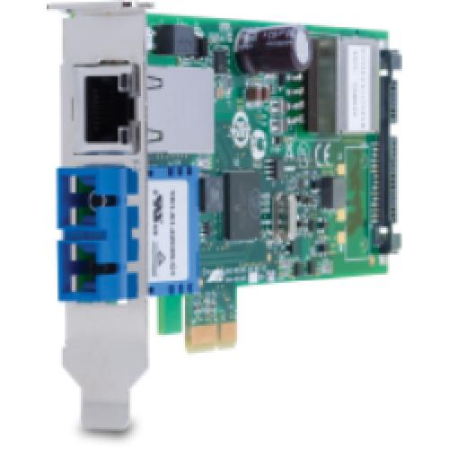 New Drivers: Allied Telesis AT-2911GP Fiber Ethernet