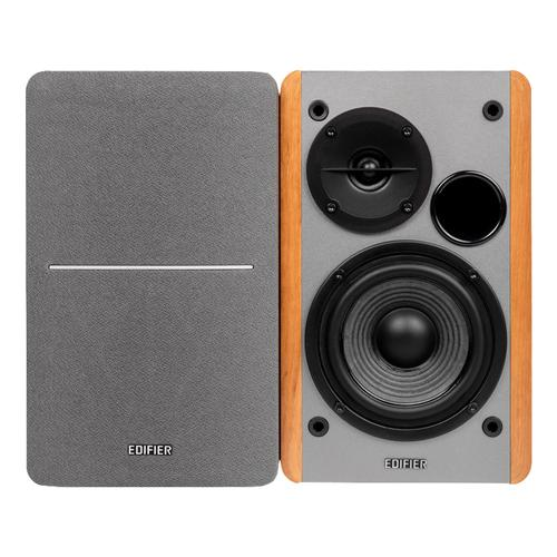 Edifier R1280T loudspeaker 21 W Grey,Wood product photo