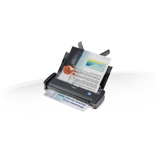 Canon imageFORMULA P-215II 600 x 600 DPI Sheet-fed scanner Black,Grey A4 product photo