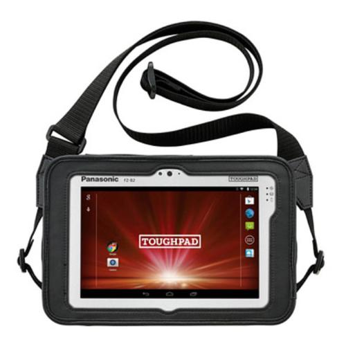 Panasonic PCPE-INFM1SS strap Tablet Nylon Black product photo