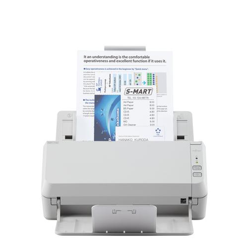 Fujitsu SP-1130 600 x 600 DPI ADF scanner White A4 product photo