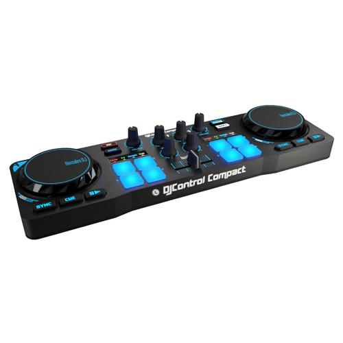Hercules 4780843 DJ controller Black 2 channels product photo