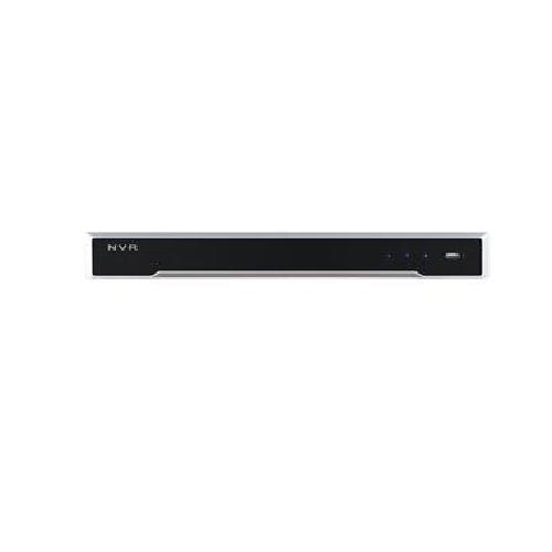 Hikvision Digital Technology DS-7608NI-I2/8P network video recorder Black, Silver product photo
