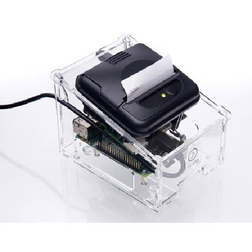 Raspberry Pi Pipsta Direct thermal Mobile printer product photo