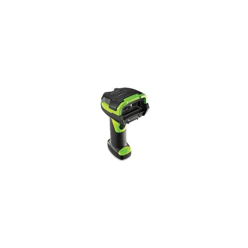 Zebra LI3608 Handheld bar code reader 1D Black,Green product photo