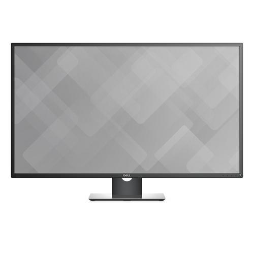 "DELL P4317Q LED display 109.2 cm (43"") 4K Ultra HD LCD Flat Black,Grey,Silver product photo"