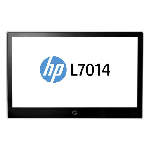 HP L7014 Black, Silver product photo