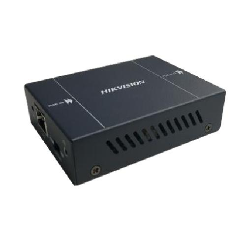 Hikvision Digital Technology DS-1H34-0102P network extender Network repeater 10,100 Mbit/s Black product photo  L