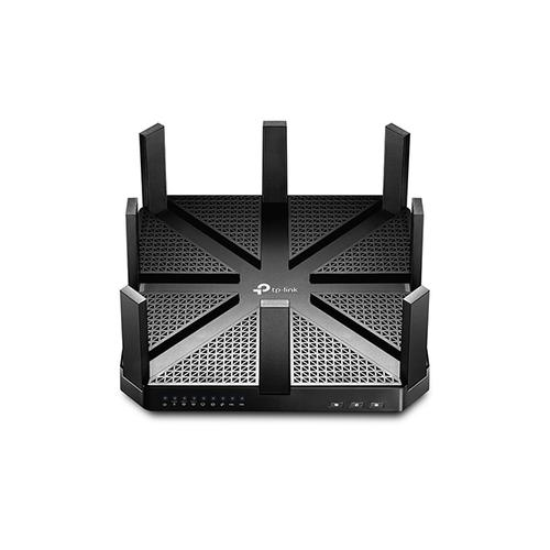 TP-LINK Archer C5400 wireless router Tri-band (2.4 GHz / 5 GHz / 5 GHz) Gigabit Ethernet product photo