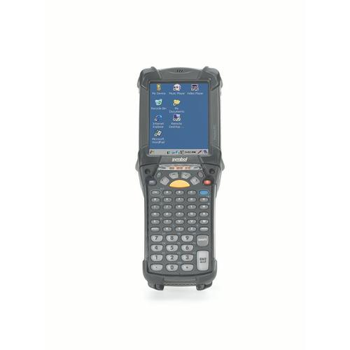 "Zebra MC9200 handheld mobile computer 9.4 cm (3.7"") 640 x 480 pixels 765 g Black product photo"