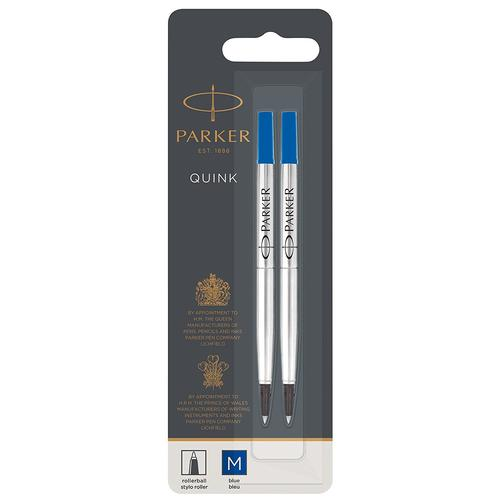 Parker 1950327 pen refill Blue Medium 2 pc(s) product photo