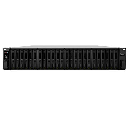 Synology RX2417SAS disk array Rack (2U) Black product photo