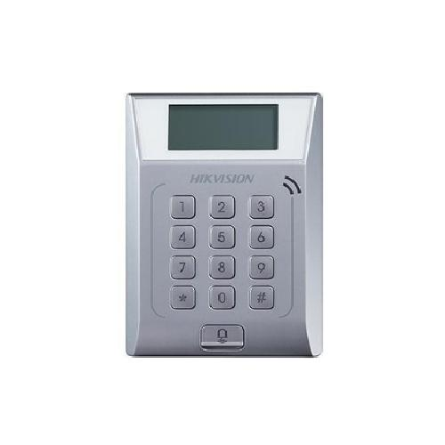 Hikvision Digital Technology DS-K1T802E access control reader Silver product photo