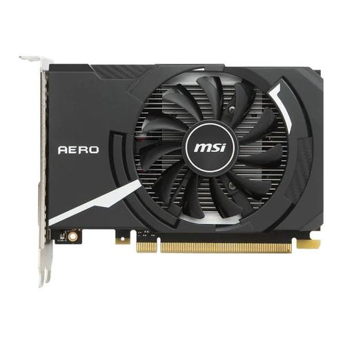 MSI GeForce GT 1030 AERO ITX 2G OC NVIDIA 2 GB GDDR5 product photo