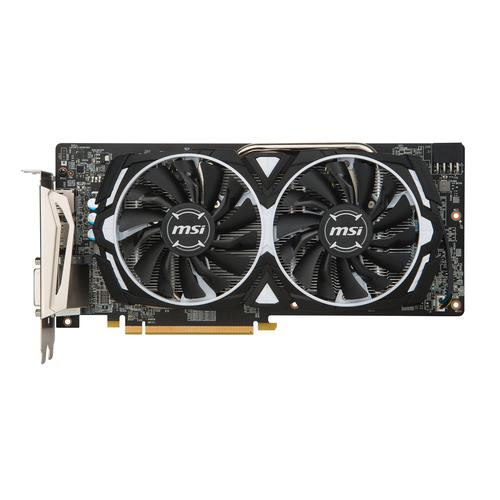 MSI Radeon RX 580 ARMOR 8G OC product photo