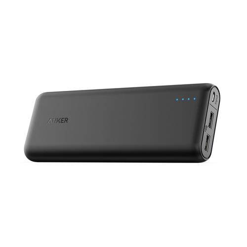 Anker PowerCore 15600 power bank Black Lithium-Ion (Li-Ion) 15600 mAh product photo