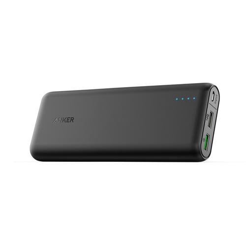 Anker PowerCore 20000 power bank Black Lithium Polymer (LiPo) 20000 mAh product photo