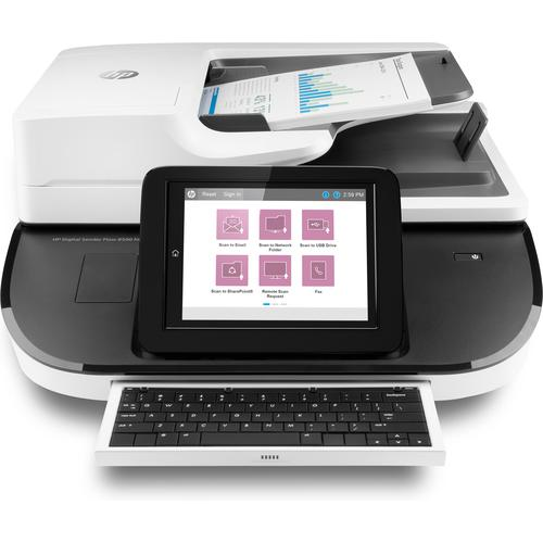 HP Digital Sender Flow 8500 fn2 Document Capture Workstation product photo
