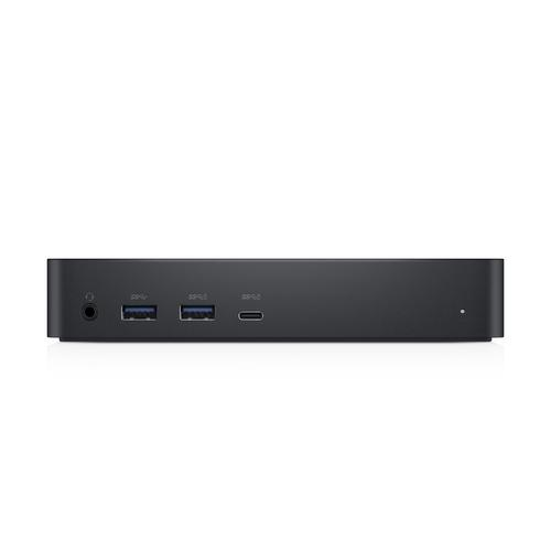 DELL D6000 Wired USB 3.2 Gen 1 (3.1 Gen 1) Type-C Black product photo  L