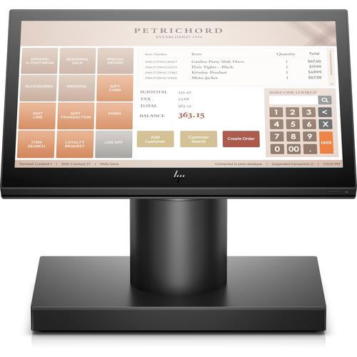 HP ElitePOS G1 Retail System Model 141 product photo