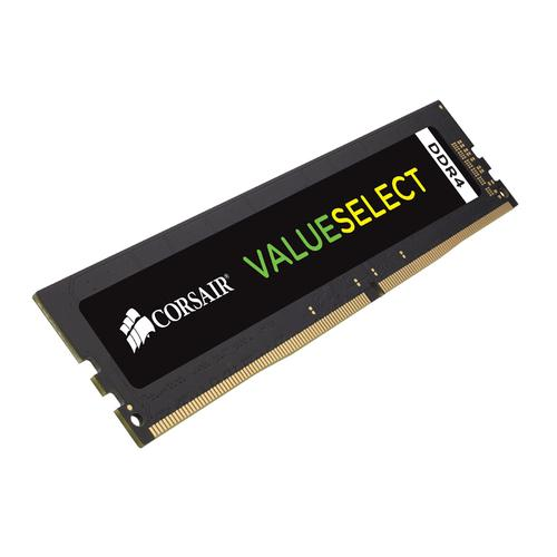 Corsair ValueSelect 4 GB, DDR4, 2666 MHz memory module product photo