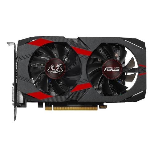 ASUS CERBERUS-GTX1050TI-A4G NVIDIA GeForce GTX 1050 Ti 4 GB GDDR5 product photo