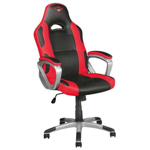Sensational Trust Gxt 705 Ryon Pc Gaming Chair Black Red Gaming Chairs Pdpeps Interior Chair Design Pdpepsorg