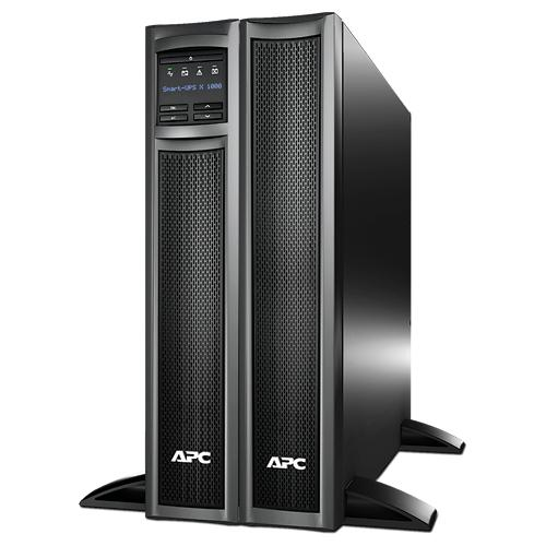APC Smart-UPS uninterruptible power supply (UPS) Line-Interactive 1000 VA 800 W 8 AC outlet(s) product photo  L