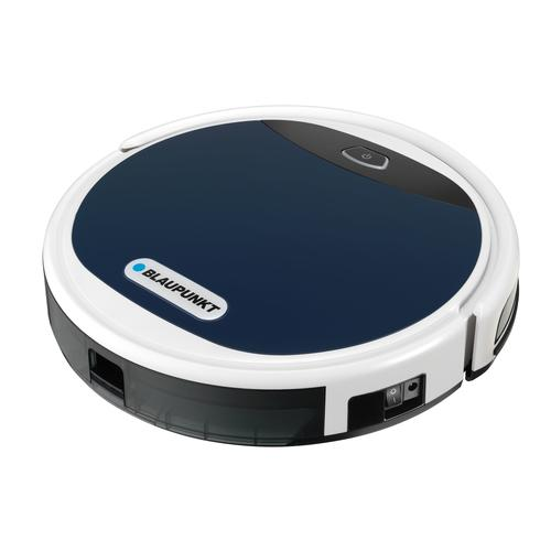 Blaupunkt Bluebot XEASY robot vacuum 0.5 L Bagless Black, Blue, White product photo
