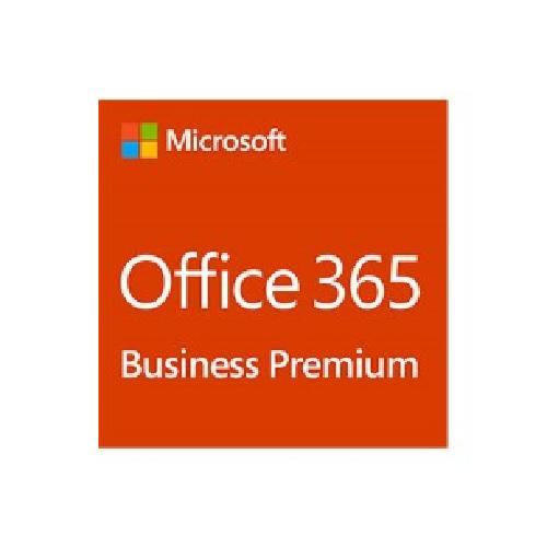 Microsoft Office 365 Business Premium 1 license(s) 1 year(s) English product photo  L