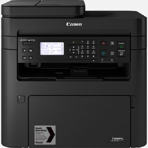 Canon MF264dw Laser 28 ppm 1200 x 1200 DPI A4 Wi-Fi product photo