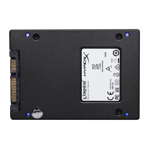 "HyperX FURY RGB internal solid state drive 2.5"" 960 GB Serial ATA III product photo  L"