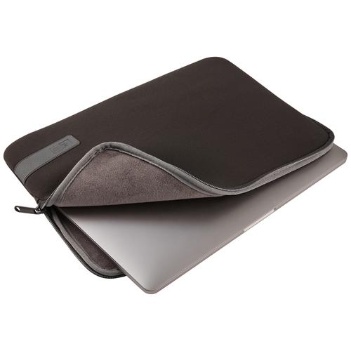 "Case Logic Reflect notebook case 33 cm (13"") Sleeve case Black product photo  L"