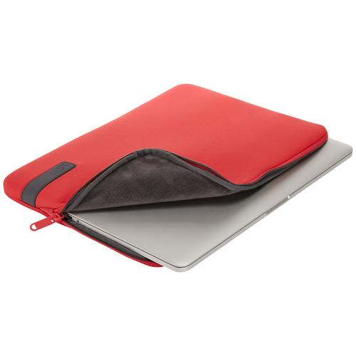 "Case Logic Reflect notebook case 35.6 cm (14"") Sleeve case Red product photo  L"