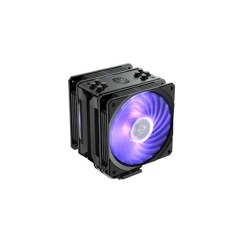 Cooler Master Hyper 212 RGB Black Edition Processor 12 cm product photo