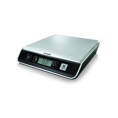 DYMO M10 Electronic postal scale Black, Silver product photo