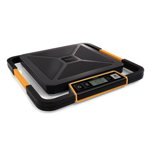 DYMO S180 Electronic postal scale Black, Orange product photo