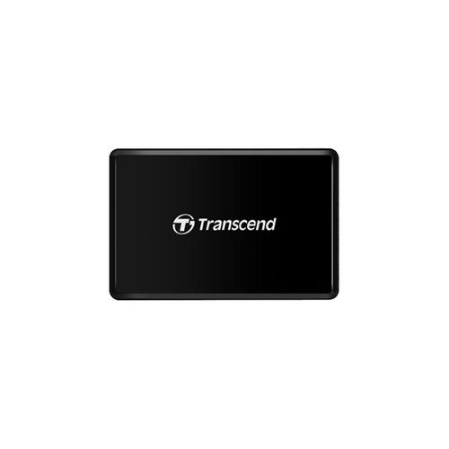 Transcend RDF8 card reader Black Micro-USB product photo