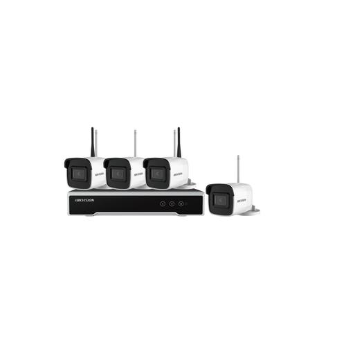Hikvision Digital Technology NK44W0H-1T(WD) video surveillance kit Wired & Wireless 4 channels product photo