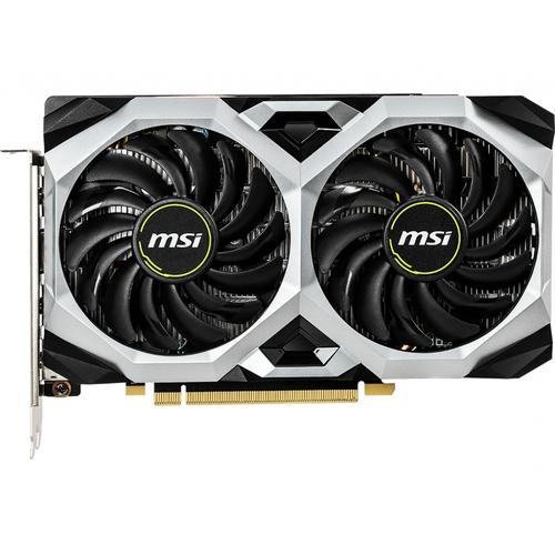 MSI V375-036R graphics card NVIDIA GeForce GTX 1660 Ti 6 GB GDDR6 product photo