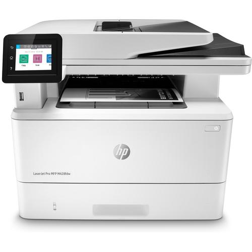 HP LaserJet Pro M428fdw Laser A4 4800 x 600 DPI 38 ppm Wi-Fi product photo